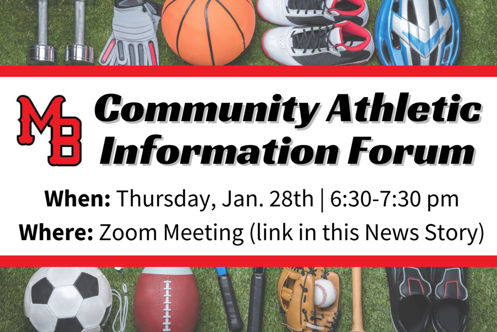 MBSD Community Athletics Information Forum